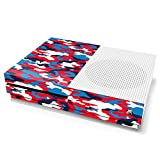 Controller Gear Xbox One S Console Skin - Camouflage: High Fashion - Officially Licensed by Xbox - Xbox One
