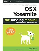 OS X Yosemite: The Missing Manual Front Cover