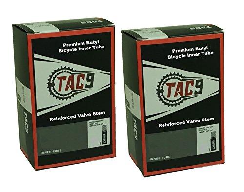 Valve Tube Schrader (TAC 9 2 Pack Tube, 27