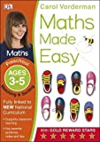 Maths Made Easy Matching And Sorting Ages 3-5 Preschool Key Stage 0 (Carol Vorderman's Maths Made Easy)