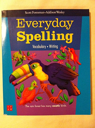 Everyday Spelling: Grade 7