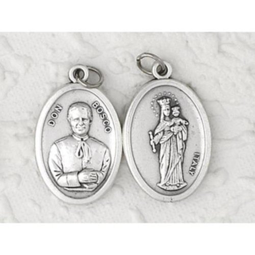 Medal Help Christians (100 Don Bosco Mary Help of Christians Medals)