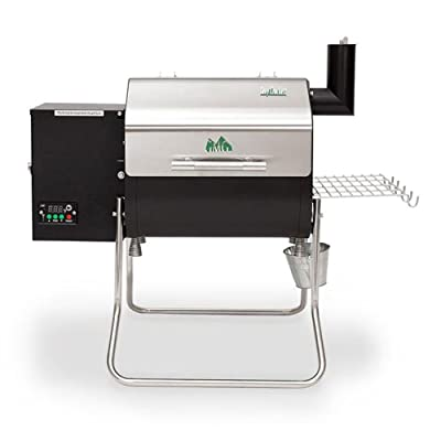 Green Mountain Grill Davy Crockets Pellet Grill