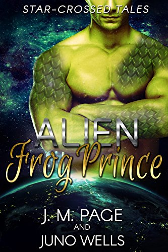 Alien Frog Prince: A Space Age Fairy