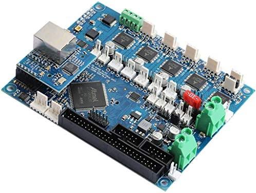 B Baosity Placa Base de 32 bits para Impresora 3D DuetEthernet ...