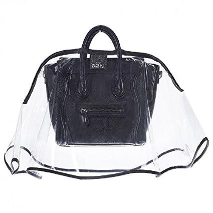 0eaca36219f4 Amazon.com  The Handbag Raincoat Women s Mini City Slicker Handbag Raincoat