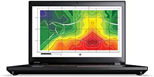 "Lenovo 17.3"" ThinkPad P71, Intel Xeon E3-1505M V6, 16GB RAM, 512GB SSD, NVIDIA Quadro P3000, Windows 10 Pro (20HK003KUS)"