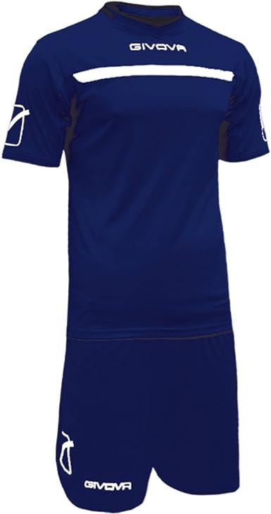 givova Kit One Kit Fútbol Unisex Adulto
