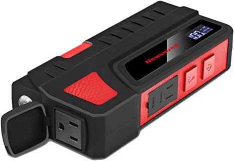 WPFC Car Jump Starter Battery Pack, Generador Portátil Power ...