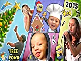 Funny Baby Faces, Giant Christmas Tree Down Gingerbread Houses