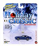 1980 Chevy Monza Spyder, Blue - Round 2 Johnny Lightning JLHC001 - 1/64 Scale Diecast Model Toy Car