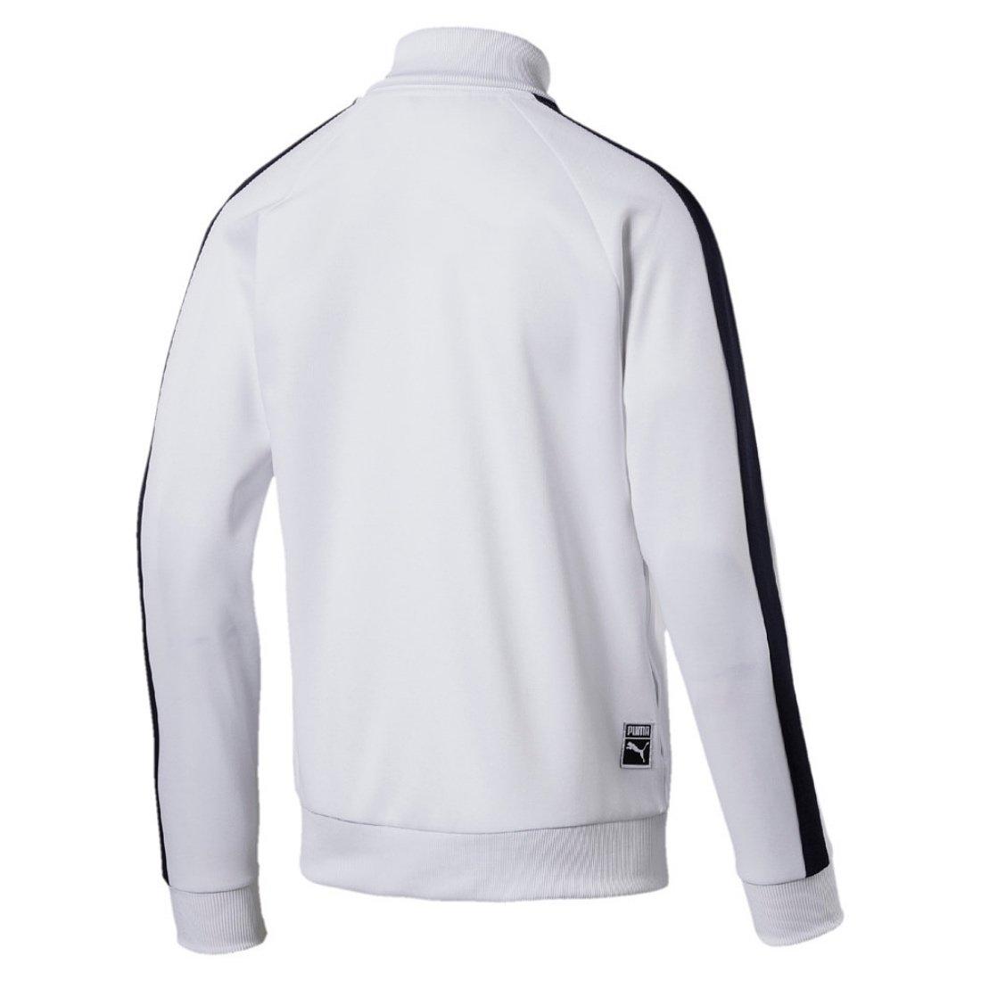 Puma T7 Vintage Herren Trainingsjacke Peacoat-Weiß L B078VD5L7P B078VD5L7P B078VD5L7P Jacken Fashionista b6268c