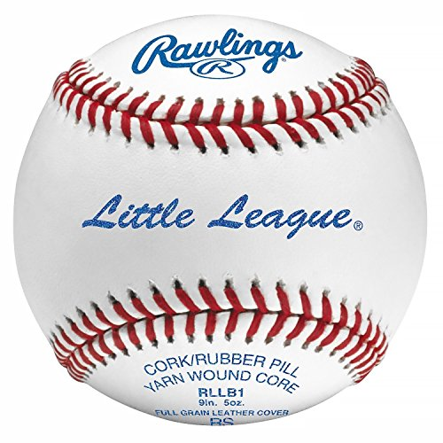 Rawlings Sport Goods RLLB1 Official Little League Baseball - Quantity 12 (Rllb1 Baseball League Little Rawlings)