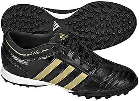 adidas adiNOVA TRX TF Jr, Color Black - Gold - White, tamaño ...