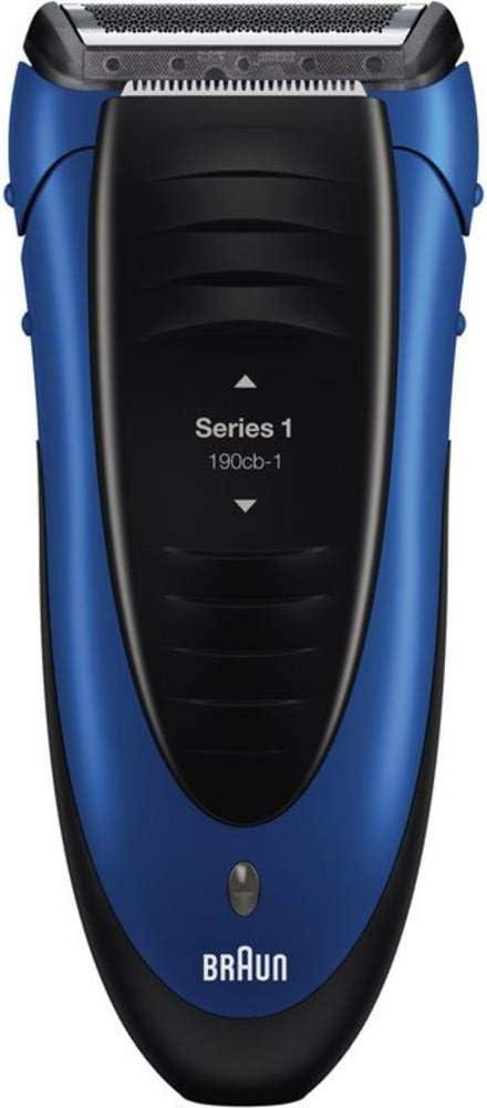 Braun 190 - Afeitadora, color azul: Braun: Amazon.es: Salud y cuidado personal