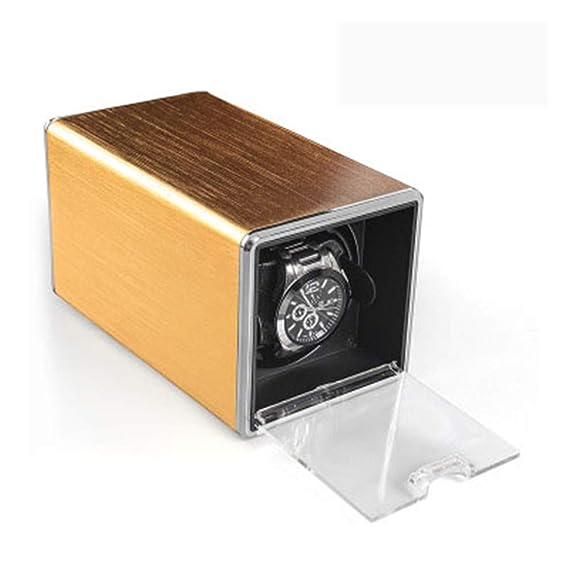 Mire La Caja De Carga Automática De La Mesa Giratoria De La Mesa Giratoria De La Mesa Giratoria: Amazon.es: Relojes