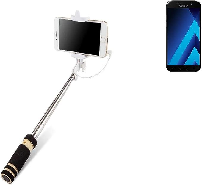 K-S-Trade Selfie Stick Palillo para Samsung Galaxy A5 (2017 ...