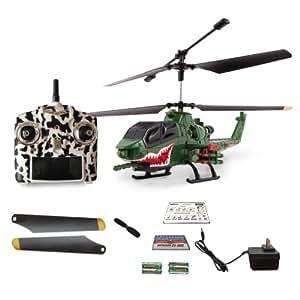 """WebRC - 12"""" Cobra Helicopter"""