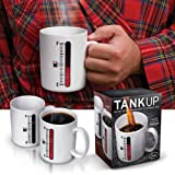 Fred TANK UP Heat-Sensitive Color Changing Fuel Gauge Mug