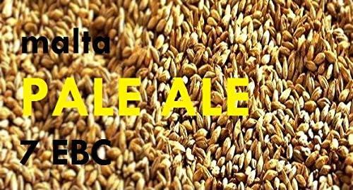 Malta PALE ALE (Boortmalt 4.5kg): Amazon.es: Alimentación y bebidas