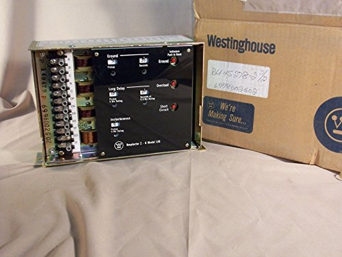 6998D02G02 - WESTINGHOUSE AMPTECTOR I-A SOLID STATE PROGRAMMER, LIG by Westinghouse