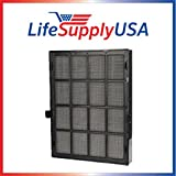 True HEPA Replacement Filter Fits Winix 114190 Size 21 by Vacuum Savings