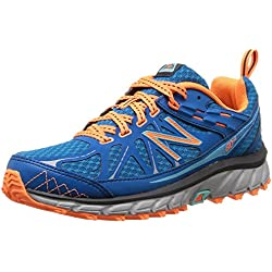 New Balance - 610V4, Scarpa da running da donna, blu (blue / orange), 39