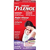 Infants' Tylenol Pain Reliever-Fever Reducer, Oral Suspension...