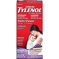 Infants' Tylenol Oral Suspension, 2 Oz