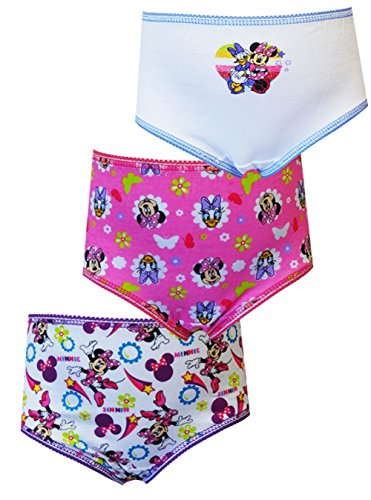Minnie Little Toddler Bow Tique Panties