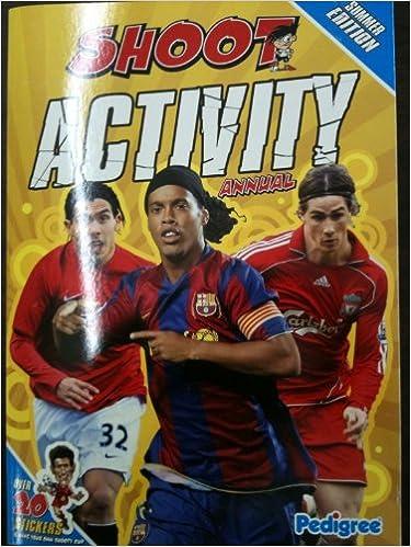 Book Shoot Activity Annual 2008