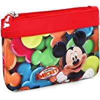 Karactermania Mickey Mouse Delicious Monederos, 14 cm, Rojo