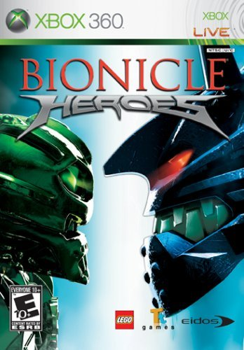 (Bionicle Heroes - Xbox 360 by Square Enix)