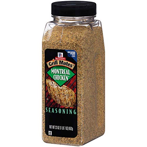 (McCormick Grill Mates Montreal Chicken Seasoning, 23 oz)