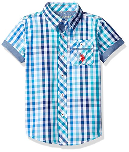 U S Polo Assn Little Sleeve