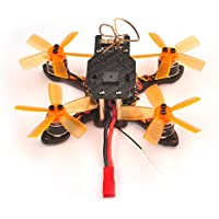 Happymodel Toad 90 FPV Racing Drone Micro Brushless F3 DSHOT Flight Controller with Frsky RX Receiver (BNF Version)