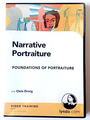 (Narrative Portraiture: Foundations of Portraiture, Video Training (Beginner), with Chris Orwig)