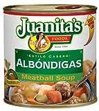 Juanitas Soup Albondigas Meatball