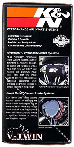 K&N 57-1125P Performance Intake Kit by K&N (Image #5)