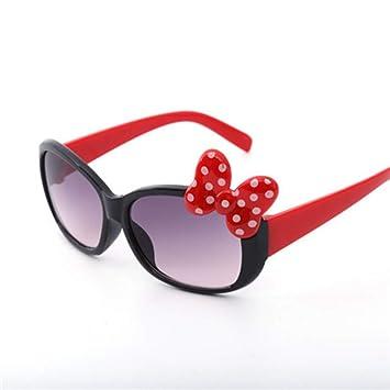 MoHHoM Gafas De Sol para Niños, Moda Cute Cat Eye Bow Kids ...