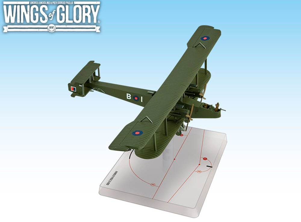 Wings of Glory: British Handley Page O/400