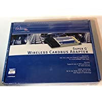Airlink AWLC4030 Super GT Wireless Cardbus Adapter