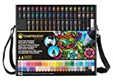 chameleon color tones - Chameleon Art Products, Chameleon 52-Pen Complete Set