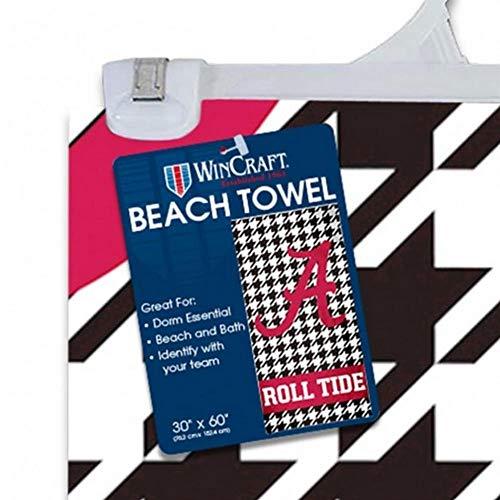 Wincraft R1044BEFR13 30 x 60-Inch Clemson University Tigers Beach Towel