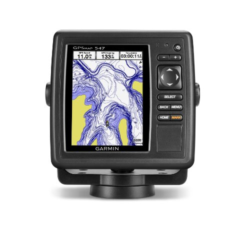 Garmin GPSMAP 547 10Hz GPS/GLONASS Receiver Review