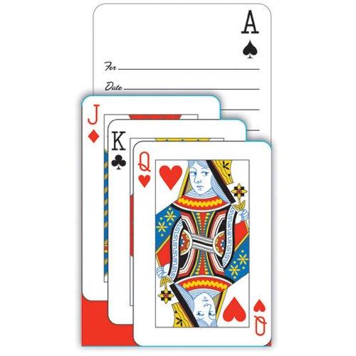 Creative Converting 890630 Card Night Pop-Up Invitations, 5