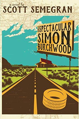 The Spectacular Simon Burchwood (Simon Adventures)