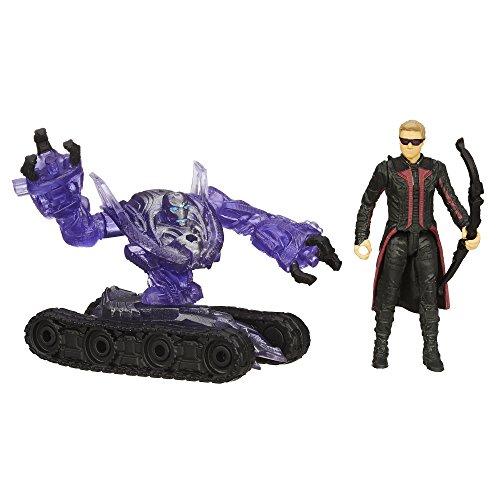 Marvel Avengers Age of Ultron Hawkeye Vs. Sub-Ultron 004 2.5-inch Figure Pack - Avengers Age Of Ultron Hawkeye