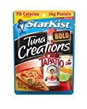 #7: StarKist Tuna Creations BOLD - Tapatio 2.6 Ounce (Pack of 24)
