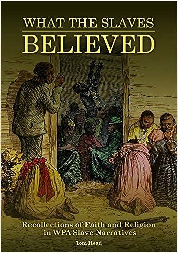 Faith, Religion and Slavery